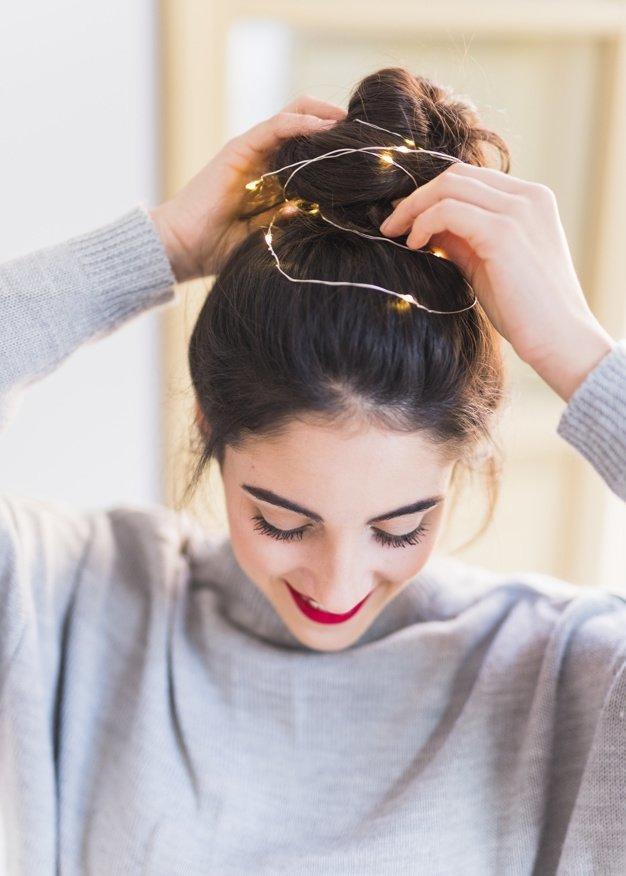Yılbaşı Gecesi İçin Sizlere En Çok Yakışacak Saç Modeli Tavsiyelerim