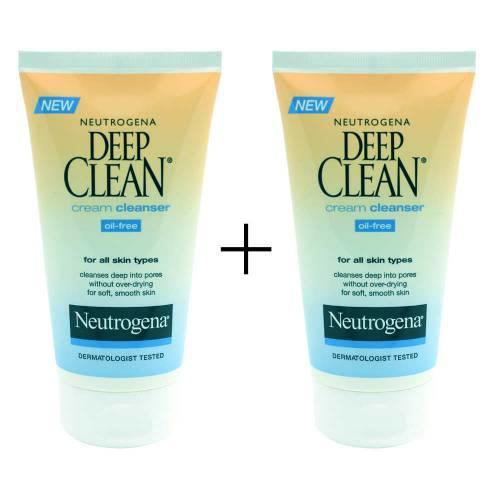 Neutrogena Deep Clean Krem Temizleyici