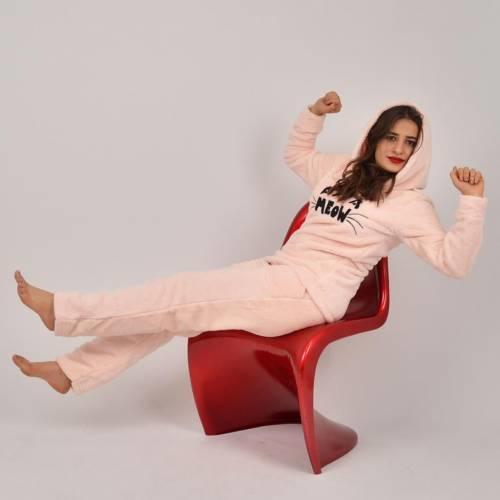 Sıcak Tutan Pijama Takımı