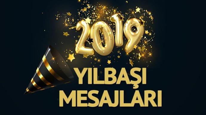 Ünlülerden Yeni Yıl Mesajları Gelmeye Başladı