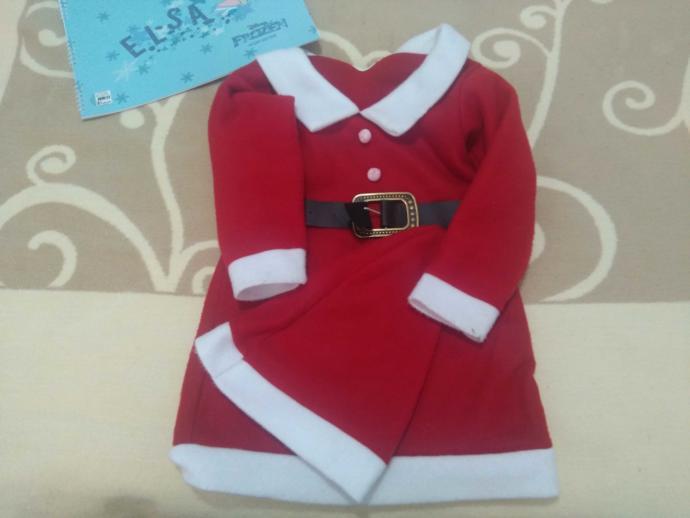 Noel Anne, Yılbaşı Kostümü