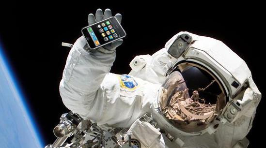 Hollandalı Astronot, Uzaydan Yanlışlıkla 911'i Aradı