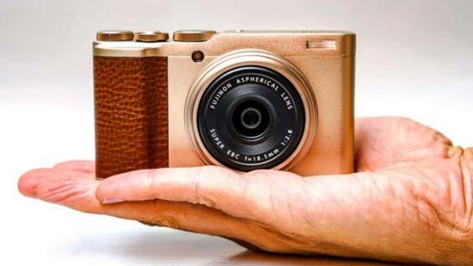 Fujifilm'den Küçük Ama Etkili Fotoğraf Makinesi: Fujifilm XF10