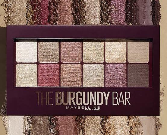 Su Burçları - Maybelline The Burgundy Bar