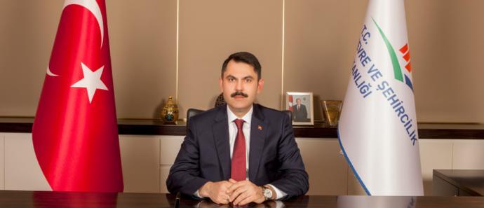 Bakan Murat Kurum