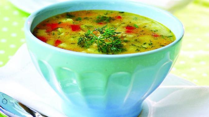 Vitamin Deposu Sebze Çorbası Tarifi!