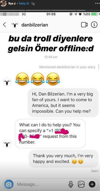 Dan Bilzerian, İzmitli Ömer'le Buluşuyor!