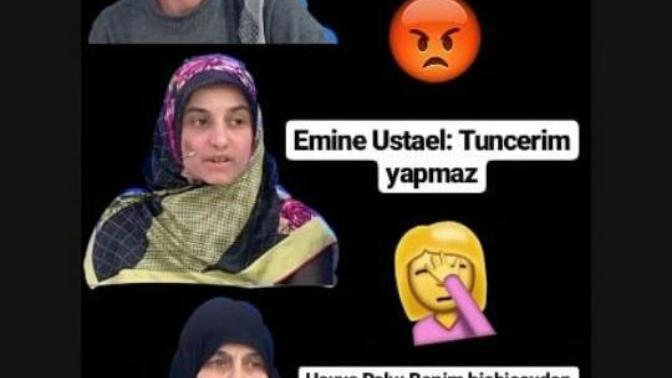 Işte tüm Türkiyenin konuştuğu Palu ailesi