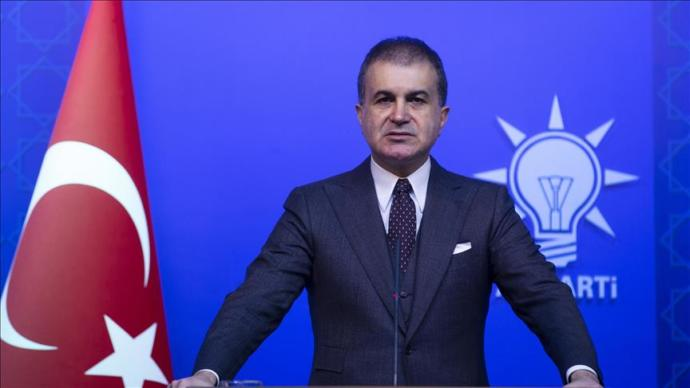 Ömer Çelik - AK Parti Sözcüsü