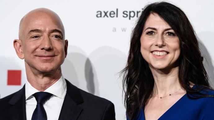 Amazon'un Sahibi Açıkladı: Boşanıyoruz