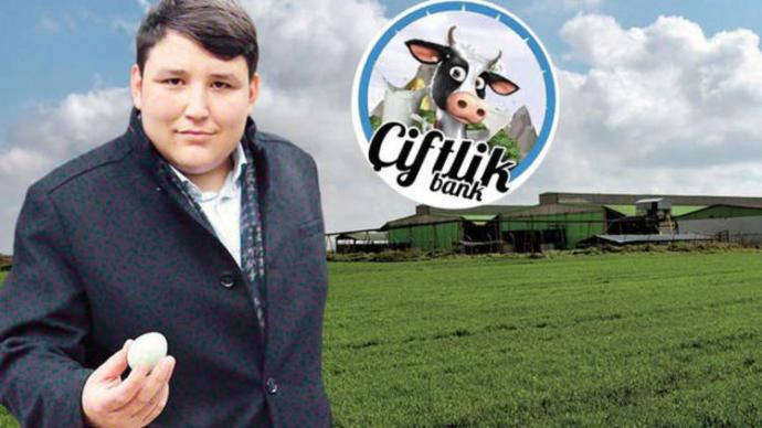 'Tosuncuk' Lakaplı Çiftlik Bank Kurucusu Mehmet Aydın