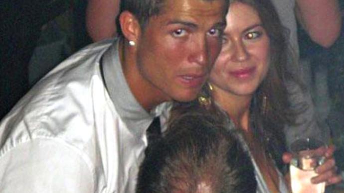 ABD Polisi Ronaldo'nun DNA Örneğini İstedi