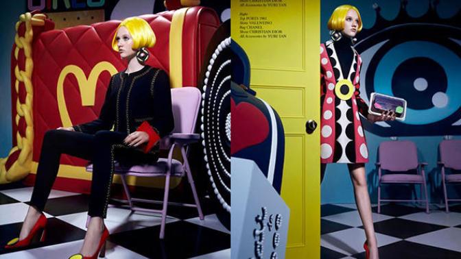 Rengarenk Bir Sanat Akımı: Pop Art