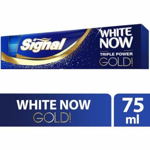 White Now Triple Power Gold