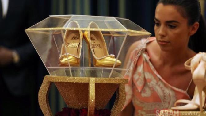 Ayakkabı delisi kadınlar için, ayakkabıların onlar için yeri