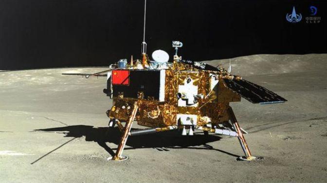 Çin, Ay'da Pamuk Yetiştirdi!