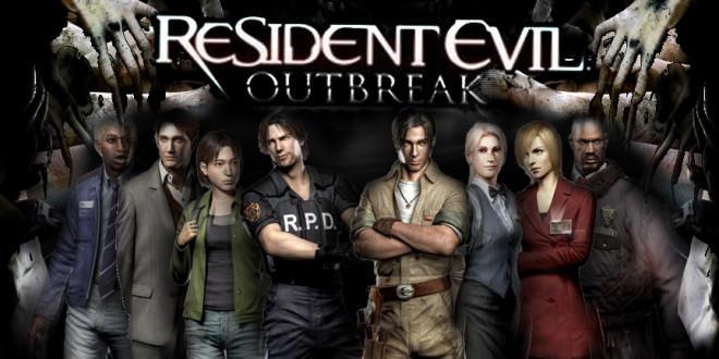 Playstation 2'nin Özel Oyunu Olan Resident Evil Outbreak Serisini Bilgisayarınızda Online Olarak Oynayın!