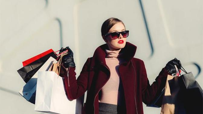 Alışveriş kadınlardan da ki yeri
