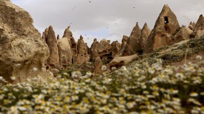 National Geographic'in 'Ölmeden Önce Görülmesi Gereken Yerler' Listesinde Türkiye'den 6 Yer