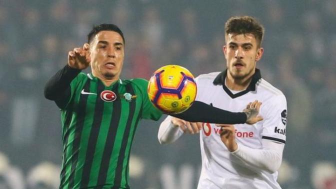 Lig, Akhisarspor - Beşiktaş Maçıyla Başladı, Mücadelede Kural Hatası Gerçekleşti!