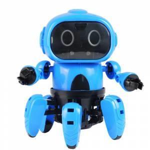 Kendin yap eğitici engelden kaçan ve kızılötesi nesne takip robotu