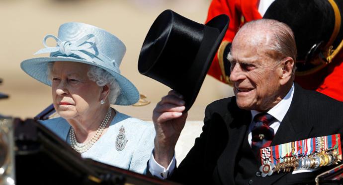 İngiltere Kraliçesi 2. Elizabeth'in eşi Prens Philip