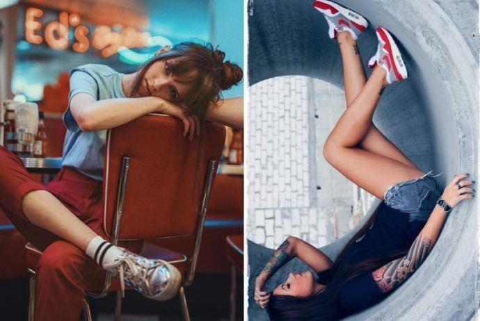 Yürüyüşe Başlamak İçin Şık Bir Sebebe İhtiyacı Olan Kızlara Özel Spor Ayakkabı Önerileri