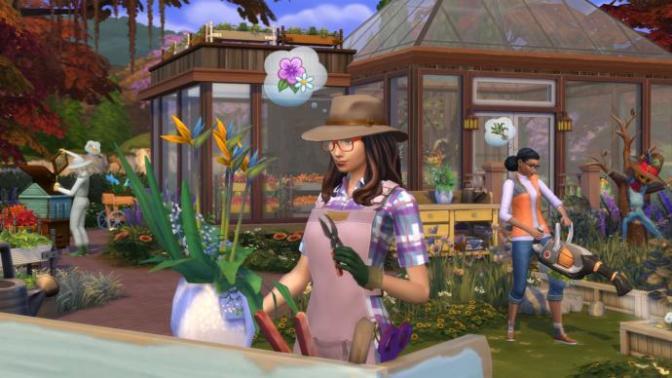 Hayalindeki Dünyayı The Sims 4 ile Yaşa