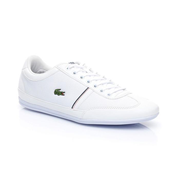 4- Beyazdan vazgeçmeyip şıklığı beyazla yakalamak isteyenler için beyaz ayakkabı