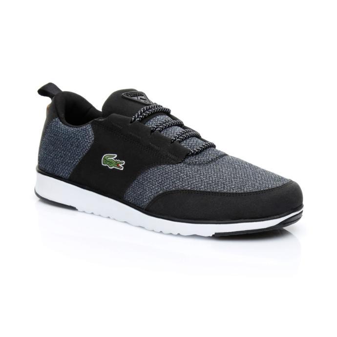 5- En asil renklerin birleşmesi siyah-gri spor ayakkabı