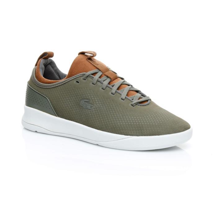1- Modası geçmeyen haki renk sade ve şık bir ayakkabı