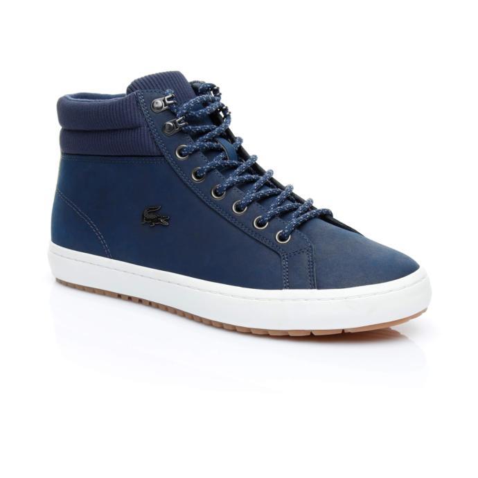 3- Şık duruşuyla büyüleyen lacivert sneaker