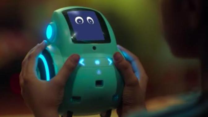 Çocuklar İçin Robot Adaptasyonu Başlıyor: Karşınızda En İyi Arkadaşım Miko 2!