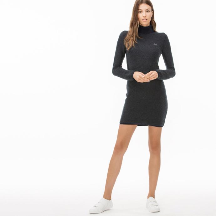1. Vücut hatlarını ön plana çıkaracak üste oturan elbise Kylie'nin stilinin en gözde parçası.