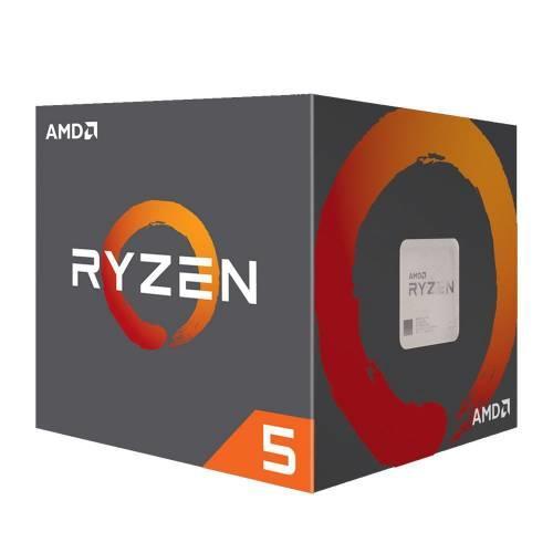 AMD Ryzen 5 2600 Soket AM4 3.4GHz 16MB Cache İşlemci