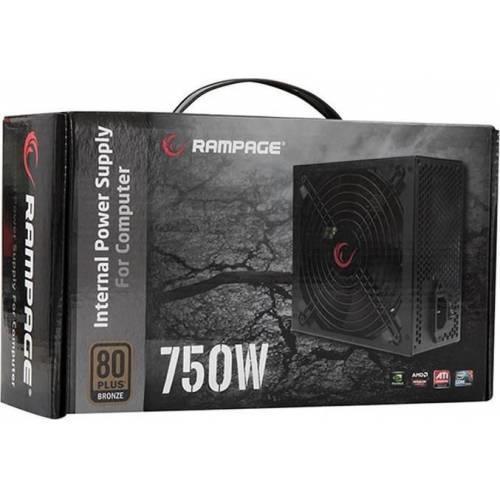 EVEREST RAMPAGE RMP-750-80PB 750W 14CM 80 Plus PSU
