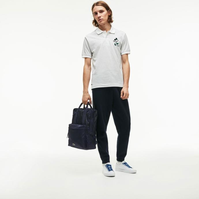 Lacoste x di̇sney erkek laci̇vert çanta