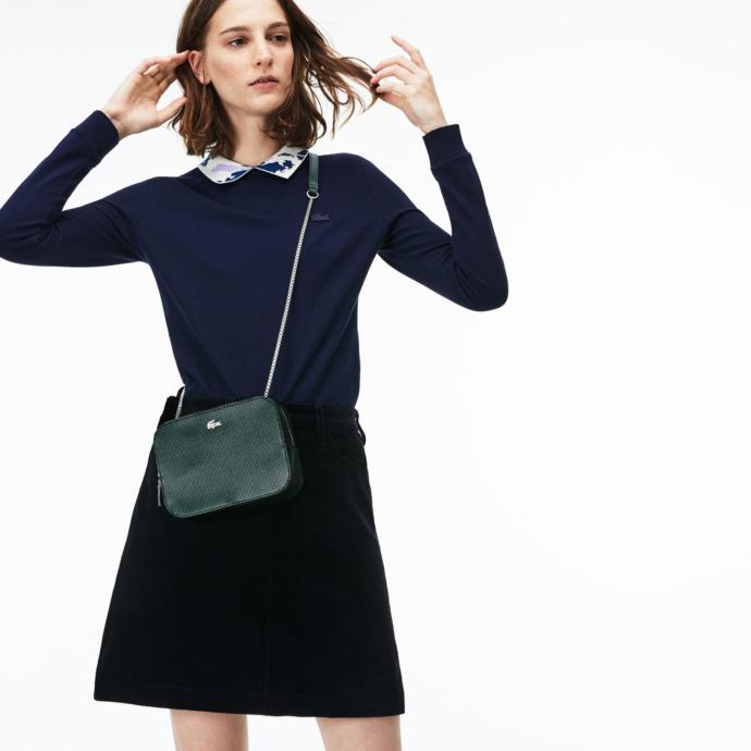Lacoste kadın yeşi̇l çanta
