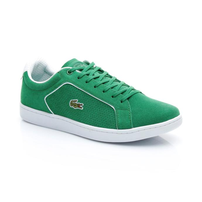 Lacoste erkek carnaby evo 318 9 yeşi̇l sneaker