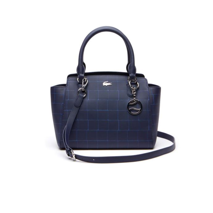 Lacoste kadın daily classi̇c fantai̇si̇e lacı̇vert çanta