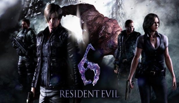 Playstation 4 Resident Evil 6