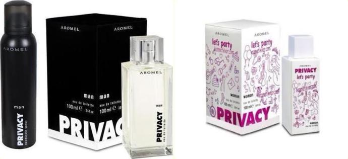 Prıvacy parfüm