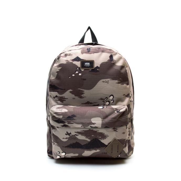 Bonus: Vans Kamuflaj çanta!