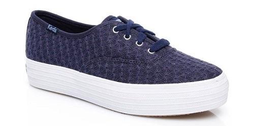 Keds Kadın Lacivert Sneaker