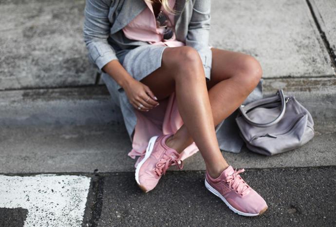 En Güzel 5 Pembe Spor Ayakkabı Modeli