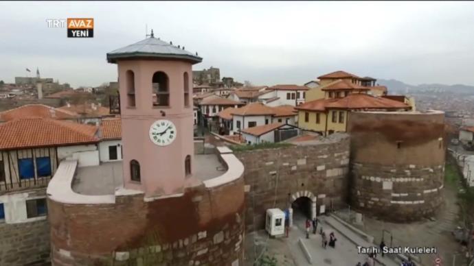 Türkiye'nin En Eski Saat Kuleleri