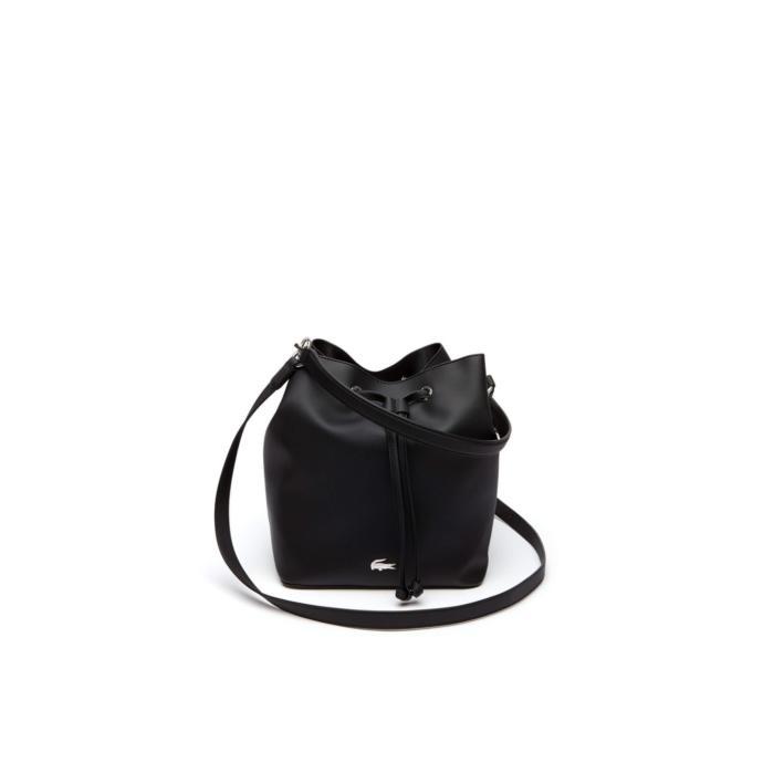 Günlük hayatta kullanmak için şık siyah bir çanta!