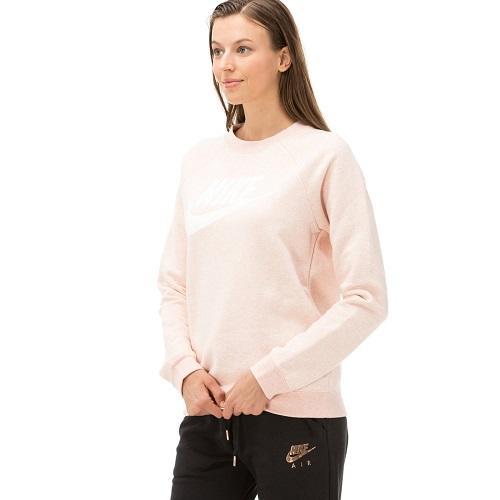 Nike Rally Kadın Pembe Sweatshirt