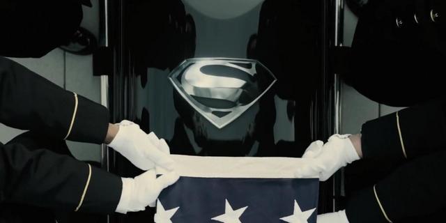 Superman'in tabutu