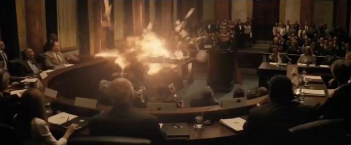 Senatonun patlama anı